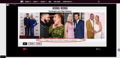 Возможно, это изображение (7 человек, люди стоят и текст «Mv shows news music app mtv shop watch live QU PHILIPS VIVA! HONG KONG Top Singers And Their Partners VIVA! C0ာ Mkcanue ம VIVA! CHD ALL VIDEOS NEWS Singers Who Have Really Go geous Husbands»)